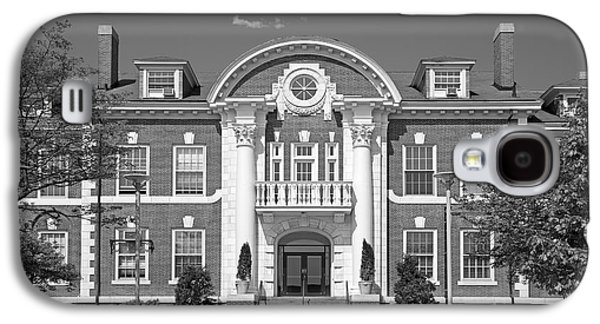 Special Occasion Galaxy S4 Cases - University of New Haven Maxcy Hall Galaxy S4 Case by University Icons