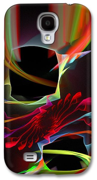 Beauty Galaxy S4 Cases - Unmanaged Complexity Galaxy S4 Case by Anastasiya Malakhova
