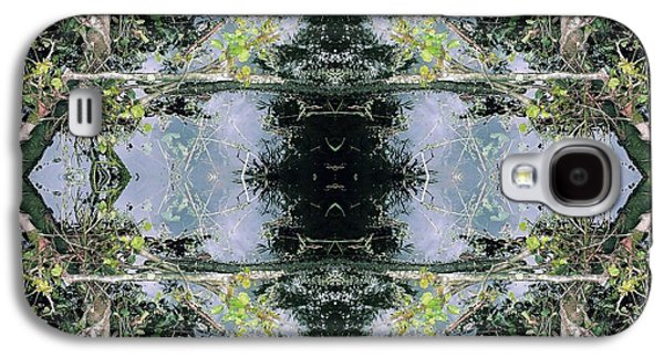 Abstract Digital Photographs Galaxy S4 Cases - Unnatural 73 Galaxy S4 Case by Giovanni Cafagna