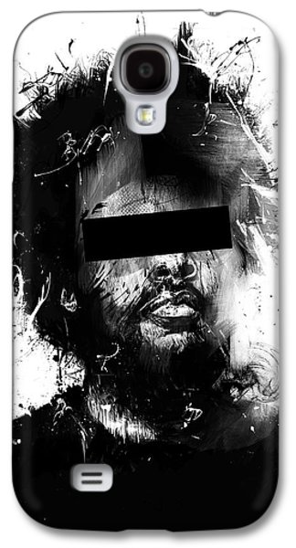 Surrealism Mixed Media Galaxy S4 Cases - Untitled Galaxy S4 Case by Balazs Solti