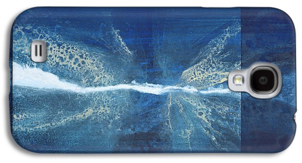 Abstracts Galaxy S4 Cases - Untitled Galaxy S4 Case by Charlie Millar