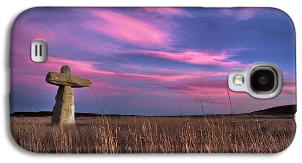 Monolith Galaxy S4 Cases - Unyielding Galaxy S4 Case by Thomas Zimmerman