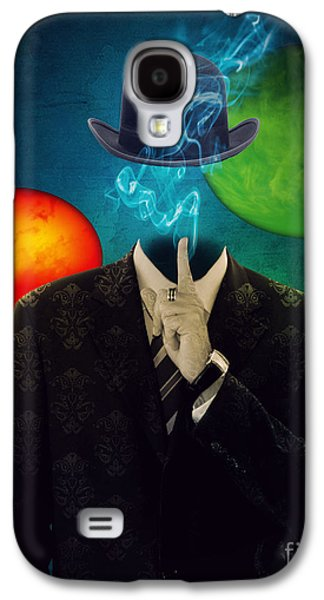 Recently Sold -  - Fantasy Photographs Galaxy S4 Cases - Up in Smoke Galaxy S4 Case by Juli Scalzi