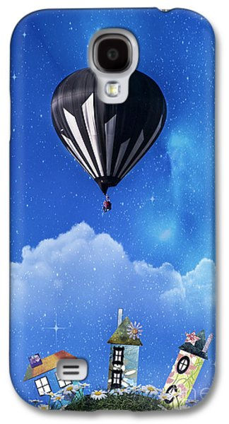 Vertical Flight Galaxy S4 Cases - Up through the atmosphere Galaxy S4 Case by Juli Scalzi