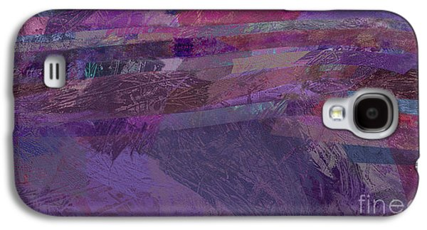 Plum Drawings Galaxy S4 Cases - Upholding Galaxy S4 Case by CR Leyland