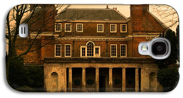 Recently Sold -  - Architectur Galaxy S4 Cases - Uppark House Galaxy S4 Case by Tracey Beer