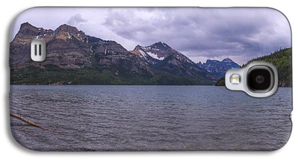 Waterscape Galaxy S4 Cases - Upper Waterton Lake Galaxy S4 Case by Chad Dutson