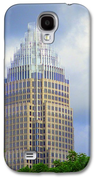 Uptown Charlotte Galaxy S4 Cases - Uptown Charlotte 1 Galaxy S4 Case by Randall Weidner