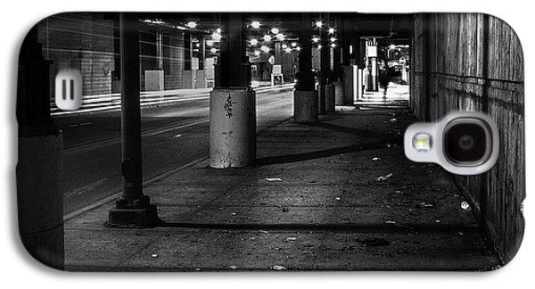 Trash Galaxy S4 Cases - Urban Underground Galaxy S4 Case by Scott Norris