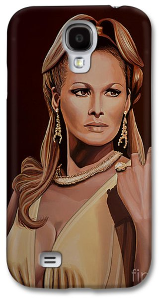 Symbol Paintings Galaxy S4 Cases - Ursula Andress Galaxy S4 Case by Paul Meijering