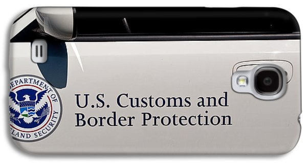 Crime Fighter Galaxy S4 Cases - U.S. Customs and Border Protection Galaxy S4 Case by Roger Reeves  and Terrie Heslop