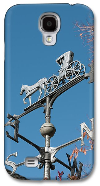 Usa, Nevada Edith Palmer's Country Inn Galaxy S4 Case by Michael Defreitas