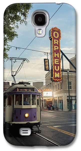 Open Air Theater Galaxy S4 Cases - Usa, Tennessee, Vintage Streetcar Galaxy S4 Case by Dosfotos