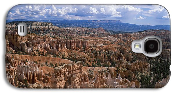 Woodlands Scene Galaxy S4 Cases - Usa, Utah, Bryce Canyon National Park Galaxy S4 Case by Tips Images