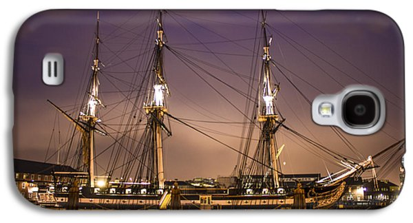Constitution Galaxy S4 Cases - USS Constitution Boston   Galaxy S4 Case by John McGraw