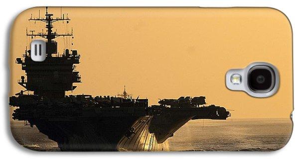 Enterprise Galaxy S4 Cases - USS Enterprise Galaxy S4 Case by Mountain Dreams