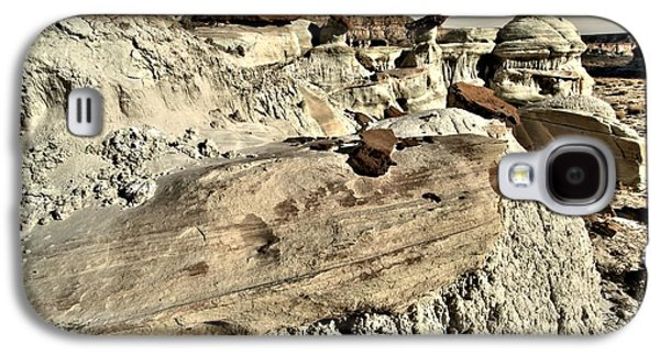 Surreal Landscape Galaxy S4 Cases - Utah Erosion Galaxy S4 Case by Adam Jewell