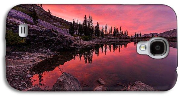 Pines Galaxy S4 Cases - Utahs Cecret Galaxy S4 Case by Chad Dutson