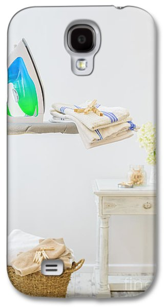Laundry Galaxy S4 Cases - Utility Room Galaxy S4 Case by Amanda And Christopher Elwell