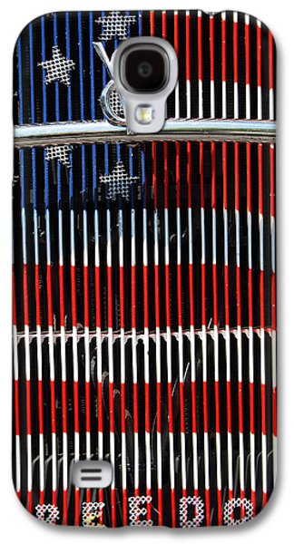 American Independance Photographs Galaxy S4 Cases - V8 Freedom Galaxy S4 Case by Jani Freimann