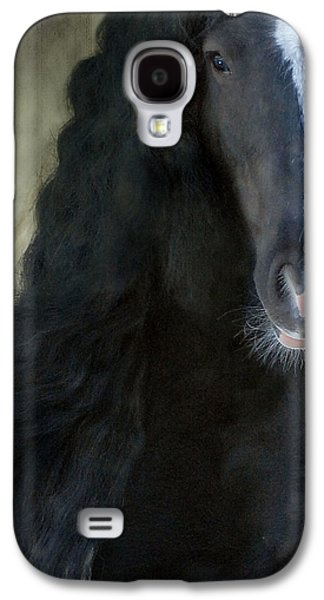 Gypsy Galaxy S4 Cases - Valentino Dreams Galaxy S4 Case by Fran J Scott