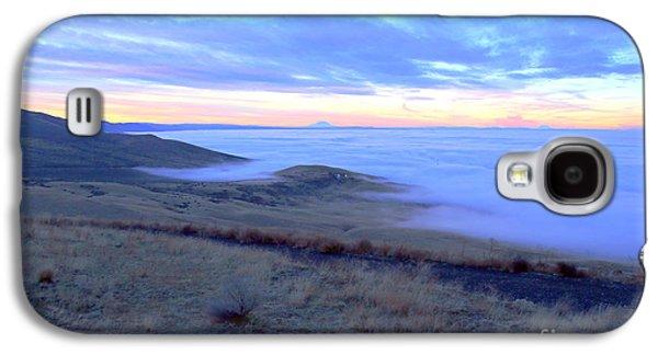 Yakima Valley Galaxy S4 Cases - Valley Fog Galaxy S4 Case by Carol Groenen