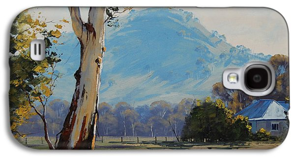 Valley Gum Tree Galaxy S4 Case by Graham Gercken