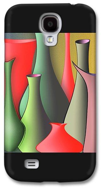 Vases Still Life Galaxy S4 Case by Ben and Raisa Gertsberg