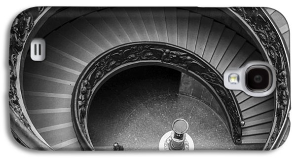 Helix Galaxy S4 Cases - Vatican Stairs Galaxy S4 Case by Adam Romanowicz