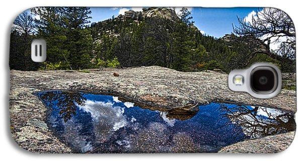 Keith Ducker Galaxy S4 Cases - Vedauwoo Reflections Galaxy S4 Case by Keith Ducker