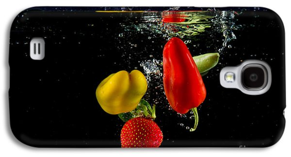 Dunk Galaxy S4 Cases - Vegetable Soup for the Soul Galaxy S4 Case by Rene Triay Photography