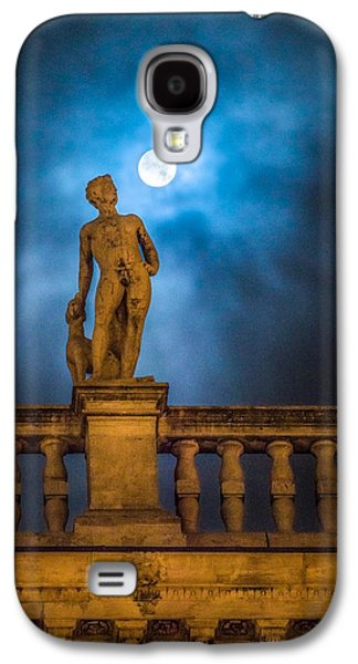 Statue Galaxy S4 Cases - Venice Galaxy S4 Case by Cory Dewald