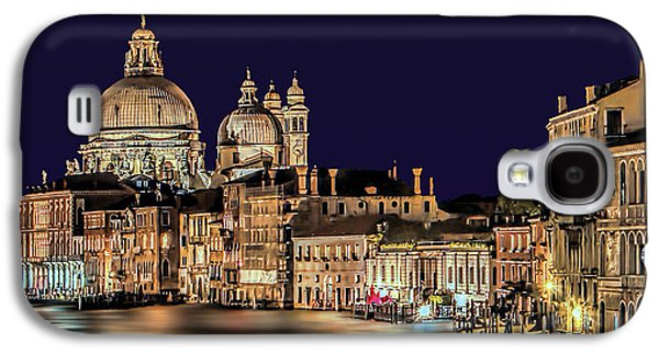 Transportation Photographs Galaxy S4 Cases - Basilica of Good Health Galaxy S4 Case by Maria Coulson