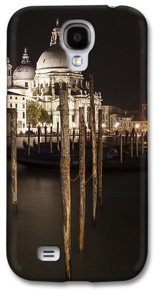 Ancient Galaxy S4 Cases - VENICE Santa Maria della Salute  Galaxy S4 Case by Melanie Viola