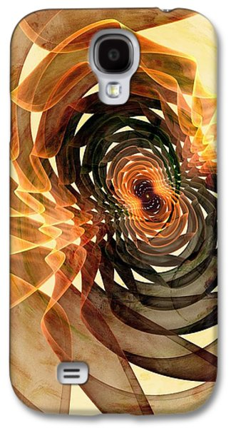 Light Galaxy S4 Cases - Verity Filter Galaxy S4 Case by Anastasiya Malakhova