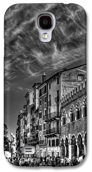 Ancient Galaxy S4 Cases - Verona  Italy Galaxy S4 Case by Carol Japp