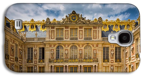 Europa Galaxy S4 Cases - Versailles Courtyard Galaxy S4 Case by Inge Johnsson