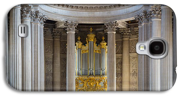Europa Galaxy S4 Cases - Versailles Organ Galaxy S4 Case by Inge Johnsson