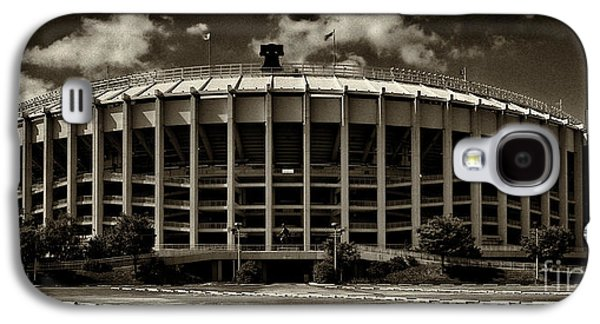 Veterans Stadium Galaxy S4 Cases - Veterans Stadium 1 Galaxy S4 Case by Jack Paolini