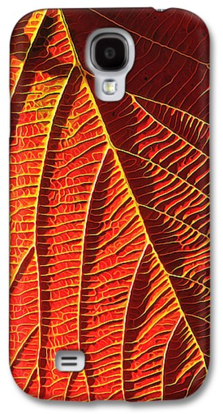 Photo Manipulation Galaxy S4 Cases - Vibrant Viburnum Galaxy S4 Case by Bill Caldwell -        ABeautifulSky Photography