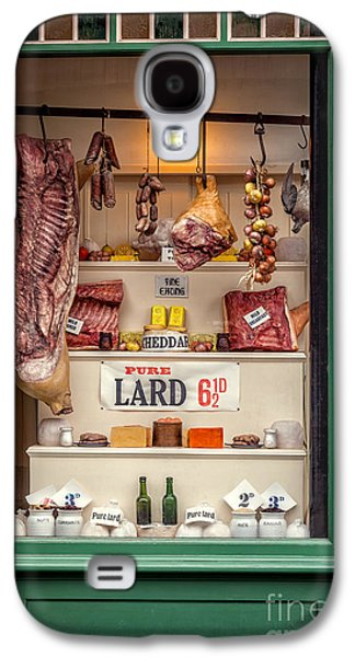 Joints Galaxy S4 Cases - Victorian Butchers Galaxy S4 Case by Adrian Evans