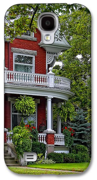 Architecture Metal Prints Galaxy S4 Cases - Victorian Classic Galaxy S4 Case by Steve Harrington
