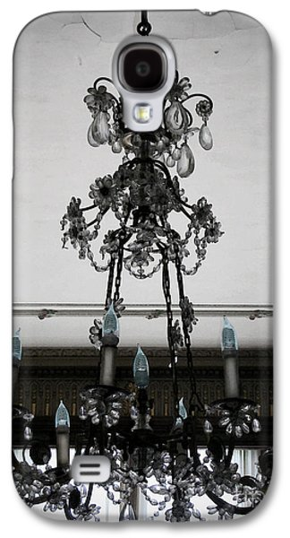 Original Art Photographs Galaxy S4 Cases - Victorian Lighting Galaxy S4 Case by Colleen Kammerer
