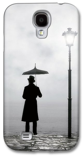 Person Galaxy S4 Cases - Victorian Man Galaxy S4 Case by Joana Kruse