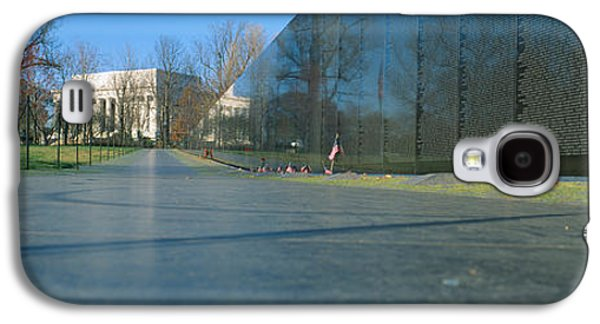 Vietnam Veterans Memorial, Washington Dc Galaxy S4 Case by Panoramic Images