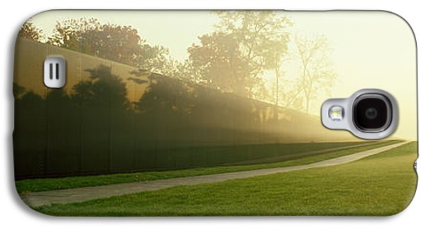 Modern Abstract Galaxy S4 Cases - Vietnam Veterans Memorial, Washington Galaxy S4 Case by Panoramic Images