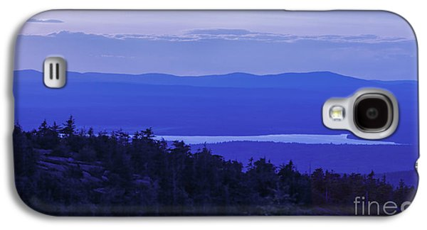 Maine Photographs Galaxy S4 Cases - View from Cadillac Mountain Galaxy S4 Case by Diane Diederich