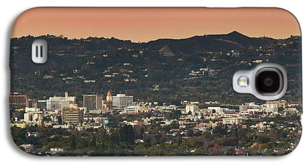 View Of Buildings In City, Beverly Galaxy S4 Case by Panoramic Images