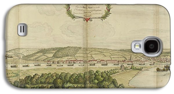 View Of Chatham Galaxy S4 Case by British Library