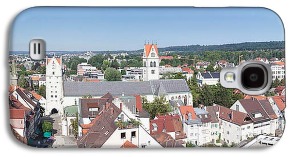 View Of Old Town With Liebfrauenkirche Galaxy S4 Case by Panoramic Images